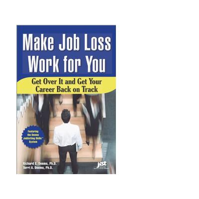 Jist publishing boek: Make Job Loss Work for You - eBook (PDF)