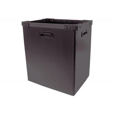 Rexel papier-shredder accesoire: Opvangbak voor Papiervernietigers, 48 l - Zwart