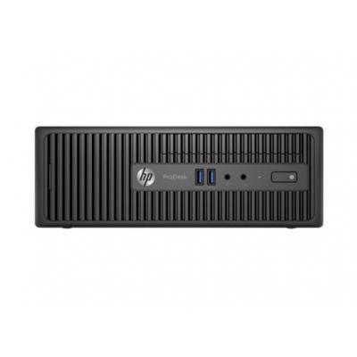 Hp pc: ProDesk 400 G3 SFF - Intel Core i5 - Zwart