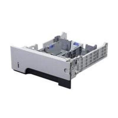 HP RM1-6279-010CN Papierlade - Zwart, Wit