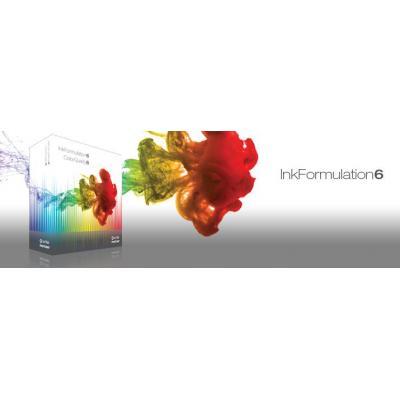 X-Rite Upgrade InkFormulation Manufacturer 4 to 6 Grafische software