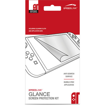 Speed-Link Glance Screen protector - Transparant