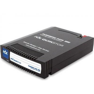 Tandberg data datatape: RDX 320GB - Zwart