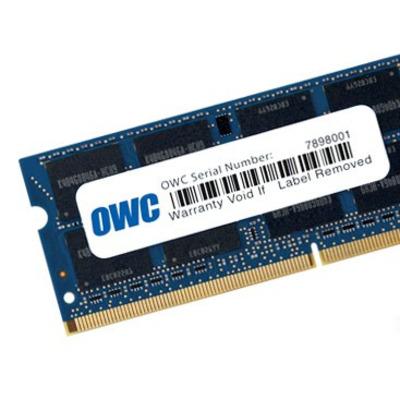 OWC OWC1867DDR3S16G RAM-geheugen