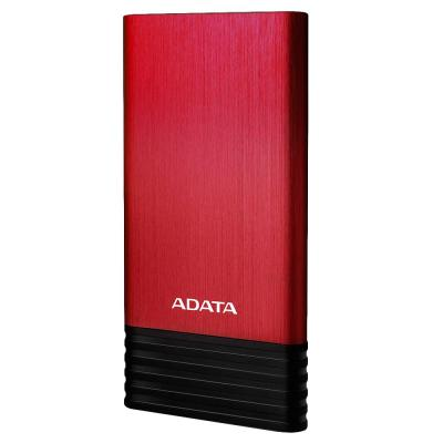 Adata powerbank: X7000 - Zwart, Rood