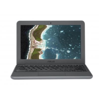"ASUS Chromebook C202SA-GJ0061 11,6"" Celeron 4GB RAM 16GB eMMC Laptop - Grijs"