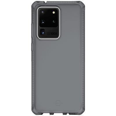 ITSKINS Spectrum Frost Backcover Samsung Galaxy S20 Ultra - Zwart - Zwart / Black Mobile phone case