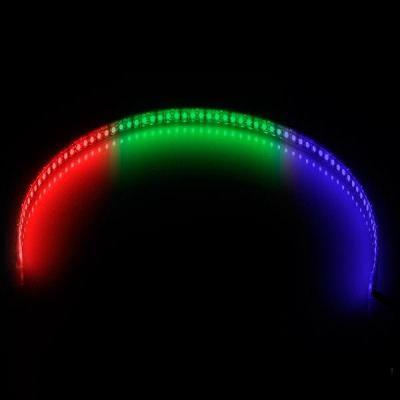 Phobya Computerkast onderdeel: LED-Flexlight HighDensity RGB 60cm - Blauw, Groen, Rood