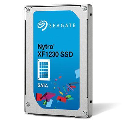 """Seagate Nytro XF1230 960GB eMLC 2,5"""" SATA SSD - Zilver"""