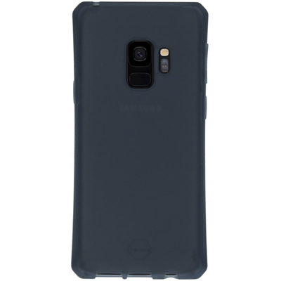 ITSKINS Spectrum Frost Backcover Samsung Galaxy S9 - Zwart - Zwart / Black Mobile phone case