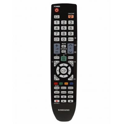 Samsung afstandsbediening: Remocon, TM960, Europe, 49Key, 152g - Zwart