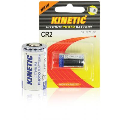 Kinetic Battery CR2-1B batterij