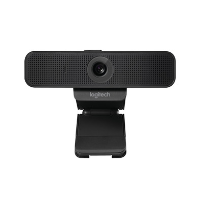 Logitech webcam: C925e - Zwart