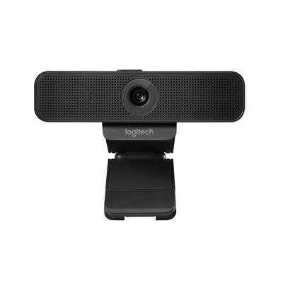 Logitech C925e Business Webcam - Zwart