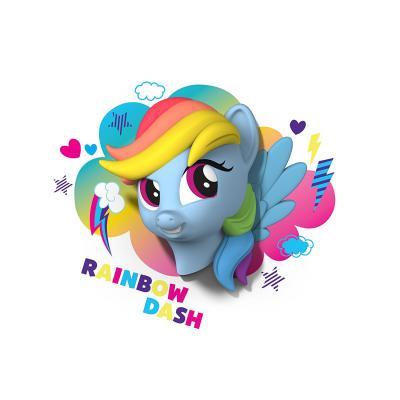 3dlightfx game: 3D My Little Pony Rainbow Dash Light