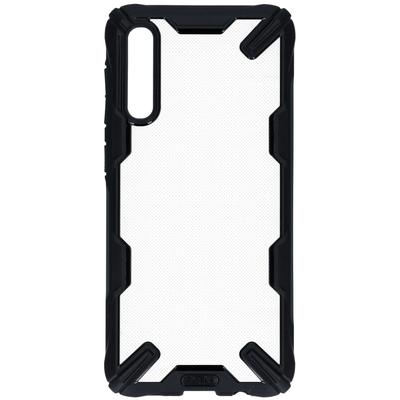 Ringke Fusion X Backcover Samsung Galaxy A50 / A30s - Zwart - Zwart / Black Mobile phone case