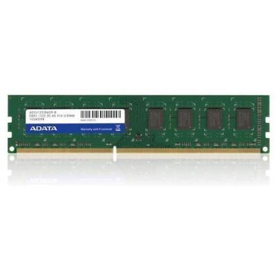 Adata RAM-geheugen: 2GB DDR3 U-DIMM