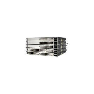 Cisco switch: Catalyst 3750 48-Port Multi-Layer Ethernet Switch