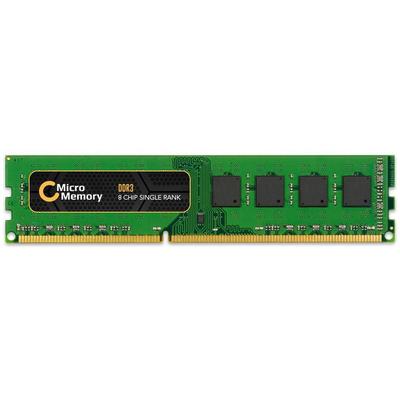CoreParts 2GB DDR3 1600MHz RAM-geheugen