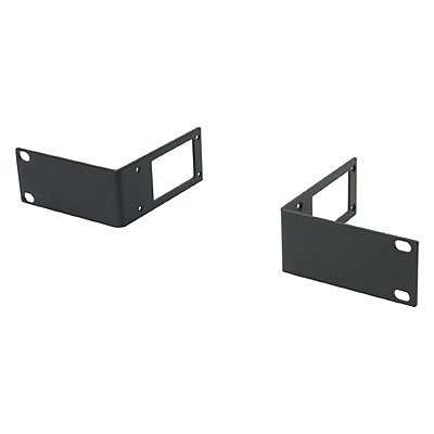 Hewlett Packard Enterprise HP MSR931/3/5/6 Chassis Rack Mount Kit Rack toebehoren - Zwart