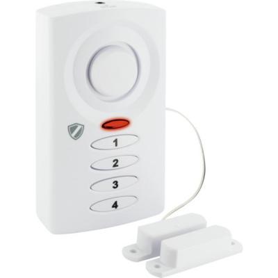 Schwaiger : 120 dB, 65 x 105 x 25mm, White - Wit