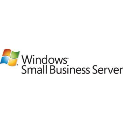 Microsoft software licentie: Windows Small Business Server 2011 Standard CALs - Engels