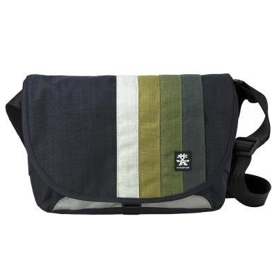 Crumpler bagagetas: Dinky Di Messenger - S - Groen, Navy