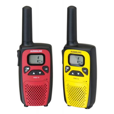 Audioline walkie-talkie: PMR 16