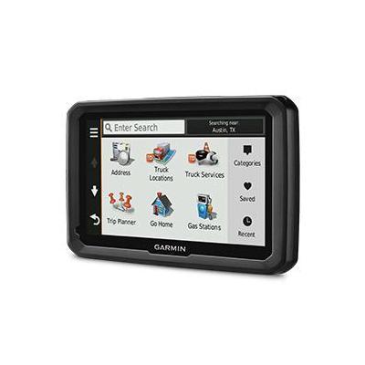 Garmin navigatie: dēzl 570LMT - Zwart