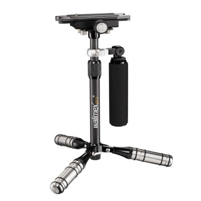 Walimex 20834 camera stabilizer - Zwart, Zilver