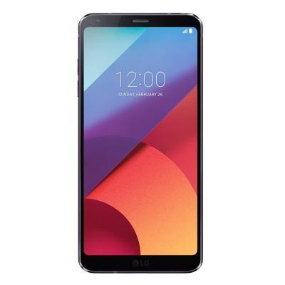 Lg smartphone: G6 H870 - Zwart 32GB