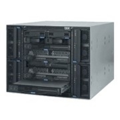 Ibm netwerkchassis: BladeCenter T Chassis