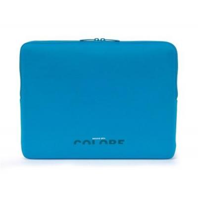 "Tucano 14.1"" Colore Sleeve Laptoptas - Blauw"