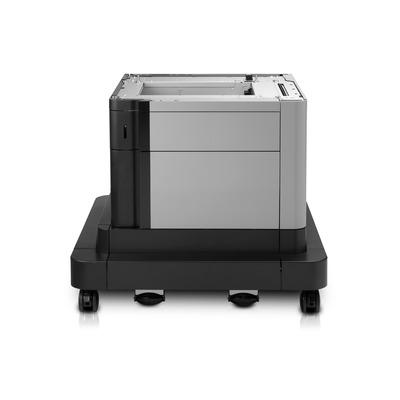 HP LaserJet papierinvoer en kast voor 500 vel Plotterpapier
