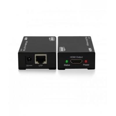 Ewent AV extender: HDMI, RJ45, HDMI 1.4a, 1080p