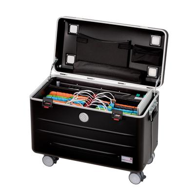 Parat Case i16 KC, iPad in KidsCover;Charge&Sync; zwart Opbergdozen voor hulpmiddelen