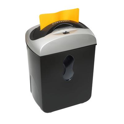 Genie 550 MXCD Papierversnipperaar - Zwart, Zilver