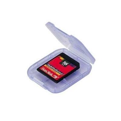 Hama : SD-Card Box - Transparant