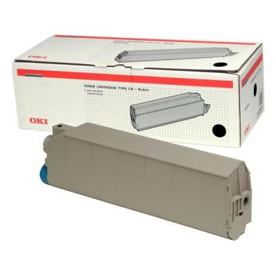 OKI cartridge: Black Toner Cartridge for C9300 C9500