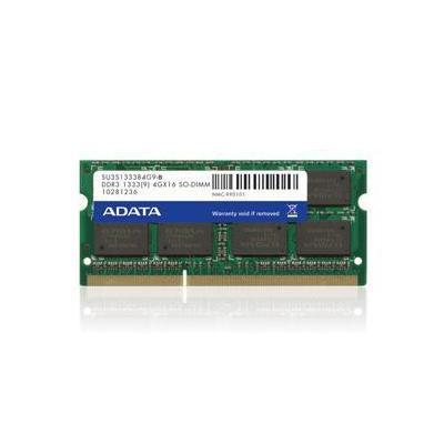 Adata RAM-geheugen: 4GB PC3-10600
