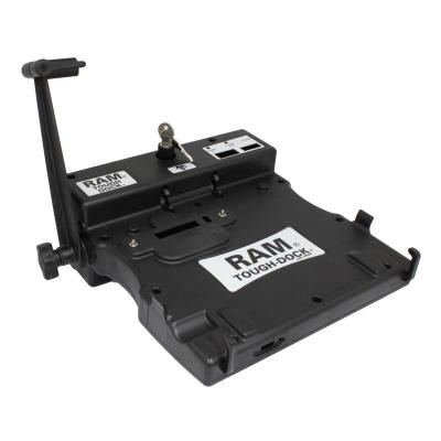 RAM Mounts RAM Passive Dock for Panasonic Toughbook CF-18 & CF-19 Docking station - Zwart