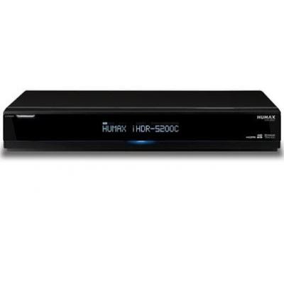 Humax ontvanger: IHDR-5200C - Zwart