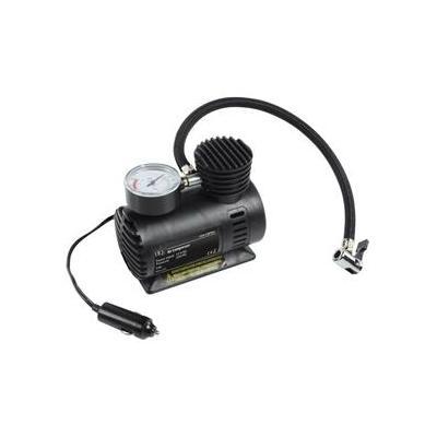 Hq carkit: Air Compressor For Car 250 psi, 3.5 m, Black - Zwart