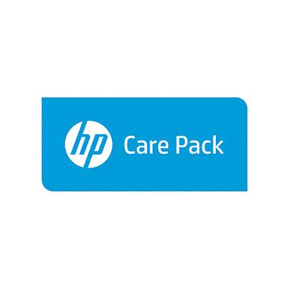 Hewlett packard enterprise co-lokatiedienst: 3 year Next business day Microserver FC Service