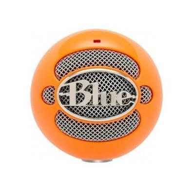 Blue microphones microfoon: Snowball - Oranje