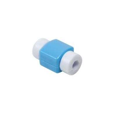 LogiLink USB cable hood protection Kabelklem - Blauw