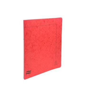 Exacompta Ringb. Gloss Finish Card 2R-15 Red