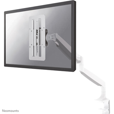 Neomounts by Newstar hoogteverstelbare adapter Muur & plafond bevestigings accessoire - Zilver