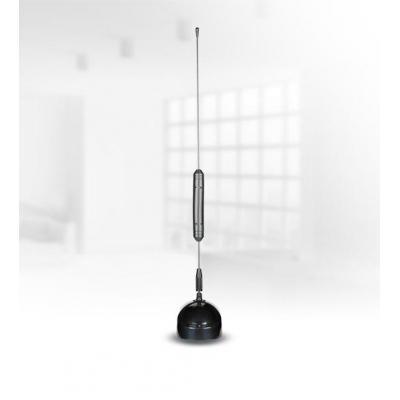 One For All SV9311, DVB-T/DVB-T2, VHF/UHF, DAB/DAB+, 3G/4G/LTE Filter, 0-5 km, Indoor Antenne - Zwart