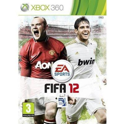 Electronic Arts game: FIFA 12